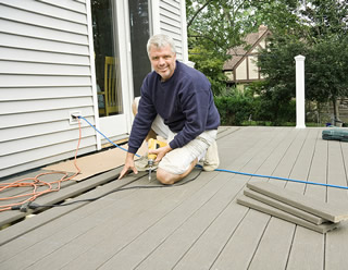 Decking for builders